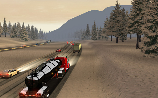 18 Wheels of Steel: American Long Haul STEAM KEY ROW
