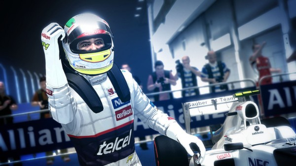FORMULA  F1 2012 STEAM KEY RU+CIS СТИМ КЛЮЧ ЛИЦЕНЗИЯ