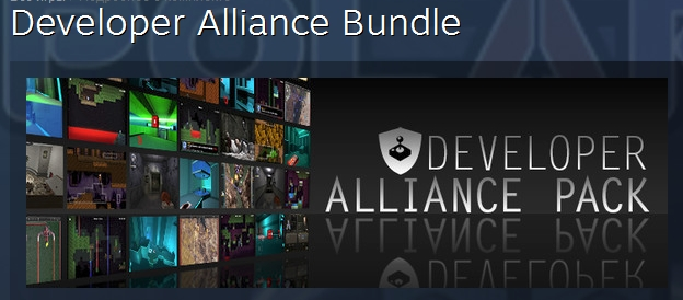 Developer Alliance Bundle 4in1 ( STEAM GIFT RU + CIS )