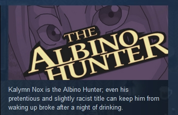 The Albino Hunter  ( STEAM GIFT RU + CIS )
