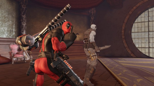 Deadpool STEAM KEY RU+CIS СТИМ КЛЮЧ ЛИЦЕНЗИЯ