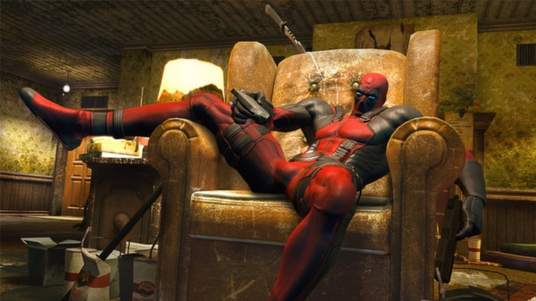 Deadpool STEAM KEY RU+CIS LICENSE