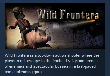 Wild Frontera  ( STEAM GIFT RU + CIS )