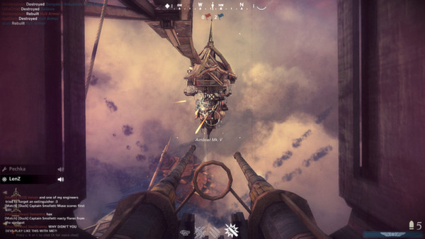 Guns of Icarus Online Collectors Edition STEAM KEY