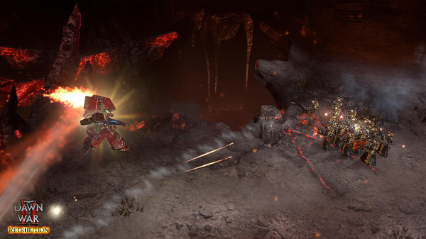Warhammer 40,000: Dawn of War II: Retribution STEAM ROW