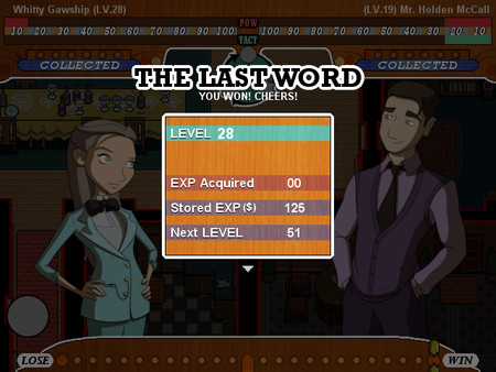 Last Word ( Steam Key / Region Free ) GLOBAL ROW