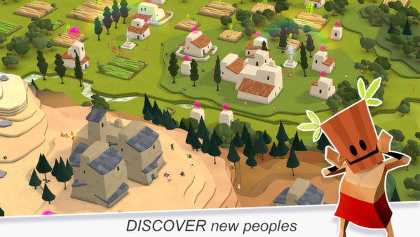 GODUS ( Steam Key / Region Free ) GLOBAL