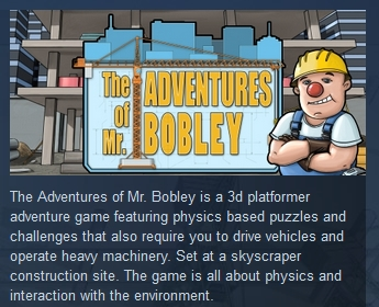 The Adventures of Mr. Bobley ( Steam Key / Region Free)
