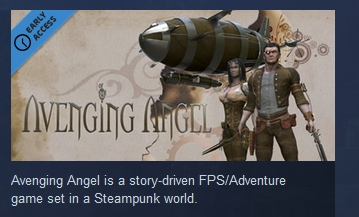 Avenging Angel  ( Steam Key / Region Free ) GLOBAL ROW