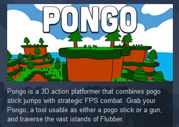 Pongo ( Steam Key / Region Free ) GLOBAL ROW