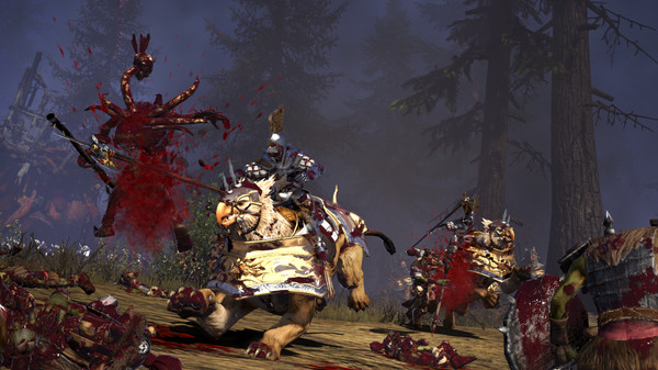 Total War: WARHAMMER - Blood for the Blood God ЛИЦЕНЗИЯ