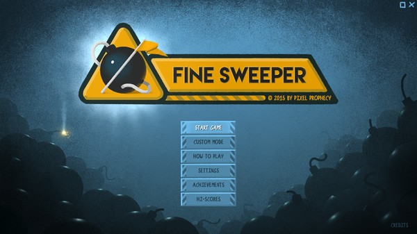 Fine Sweeper ( Steam Key / Region Free ) GLOBAL