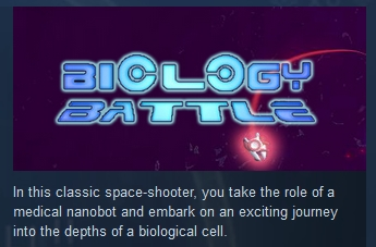 Biology Battle ( Steam Key / Region Free ) GLOBAL ROW