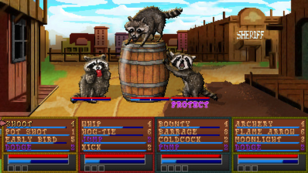 Boot Hill Heroes  ( Steam Key / Region Free )