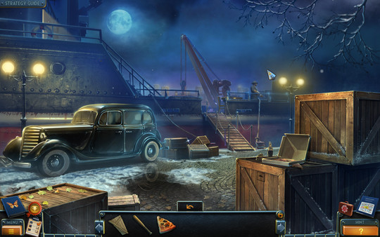 New York Mysteries: Secrets of the Mafia STEAM KEY ROW