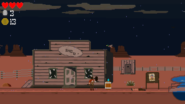 Luckslinger  ( Steam Key / Region Free )