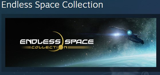 Endless Space Collection STEAM KEY СТИМ КЛЮЧ ЛИЦЕНЗИЯ