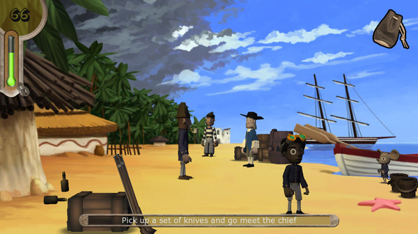Playing History 2 - Slave Trade (STEAM KEY REGION FREE)