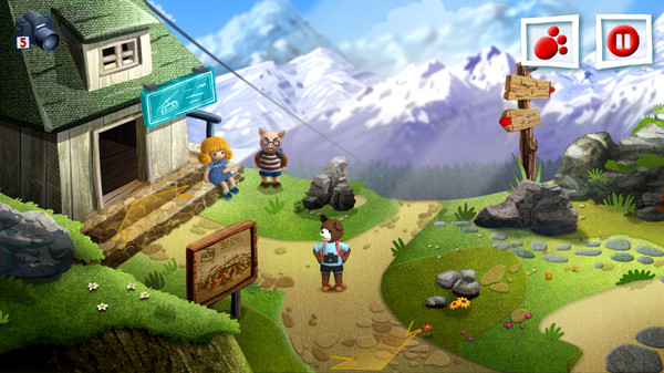Teddy Floppy Ear - Mountain Adventure STEAM KEY GLOBAL