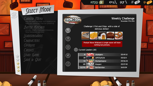 Cook, Serve, Delicious! STEAM KEY REGION FREE GLOBAL