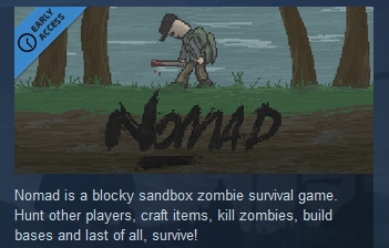 Nomad ( Steam Key / Region Free )