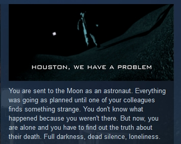 Houston, we have a problem ( STEAM KEY REGION FREE )