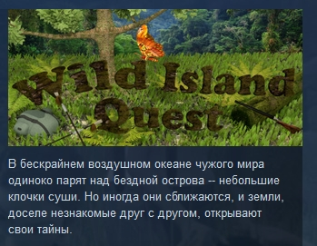 Wild Island Quest  ( Steam Key / Region Free )