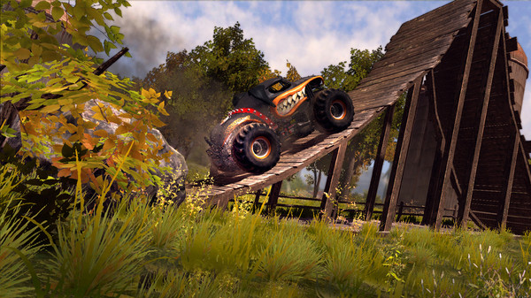 Monster Jam Battlegrounds ( Steam Key / Region Free )