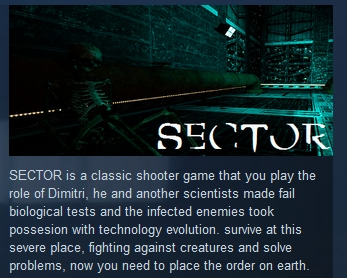 SECTOR  ( Steam Key / Region Free )