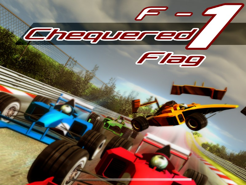 F-1 Chequered Flag  ( Steam Key / Region Free )
