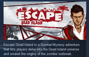 Escape Dead Island STEAM KEY RU+CIS СТИМ КЛЮЧ ЛИЦЕНЗИЯ