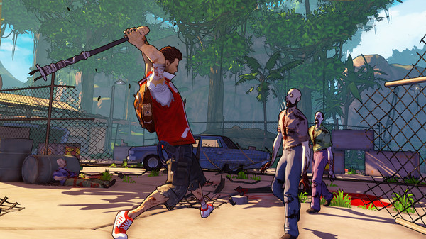 Escape Dead Island STEAM KEY RU+CIS LICENSE💎