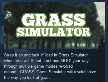 Grass Simulator  ( STEAM GIFT RU + CIS )