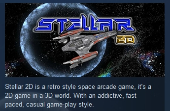 Stellar 2D  ( STEAM GIFT RU + CIS )