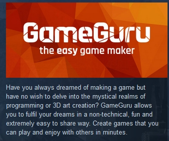 Game Guru GameGuru 💎 STEAM GIFT RU