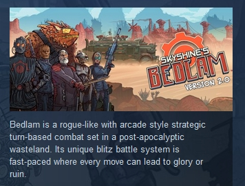 Skyshine´s Skyshines BEDLAM ( Steam Key / Region Free )