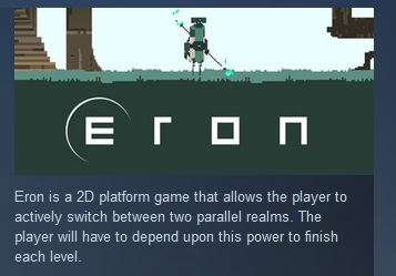 Eron ( Steam Key / Region Free ) GLOBAL ROW