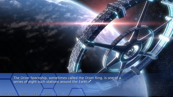Orion: A Sci-Fi Visual Novel ( Steam Key / Region Free)