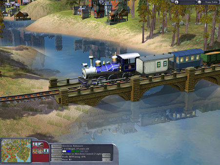 Sid Meier´s Railroads! STEAM KEY RU+CIS LICENSE
