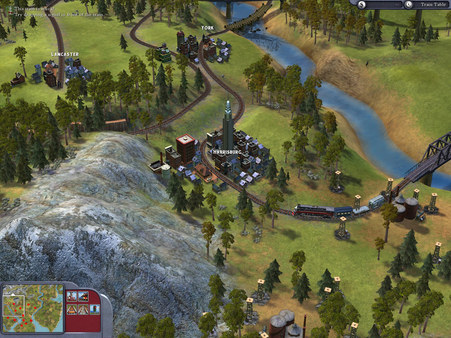 Sid Meier´s Railroads! STEAM KEY СТИМ КЛЮЧ ЛИЦЕНЗИЯ