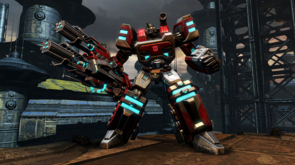 Transformers: Fall of Cybertron Multiplayer Havoc Pack