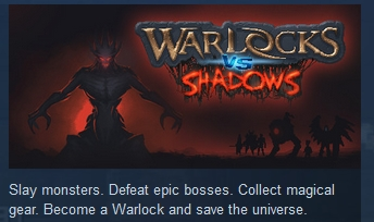 Warlocks vs Shadows  ( Steam Key / Region Free )