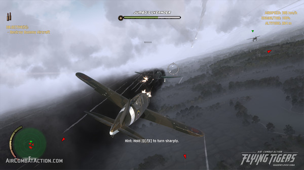 Flying Tigers: Shadows Over China STEAM KEY REGION FREE