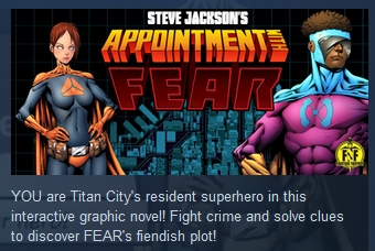 Appointment With FEAR ( Steam Key / Region Free )