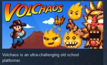 VolChaos ( Steam Key / Region Free ) GLOBAL ROW