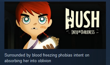 HUSH ( Steam Key / Region Free ) GLOBAL ROW