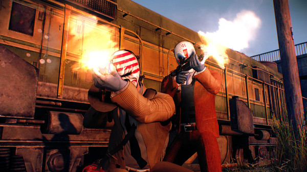 PAYDAY 2: Dragan Character Pack STEAM KEY ROW GLOBAL