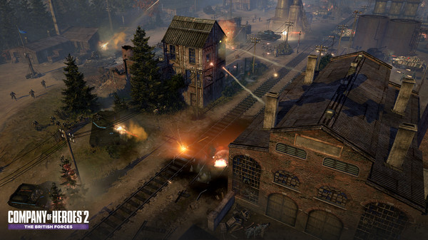 Company of Heroes 2 The British Forces 💎STEAM KEY