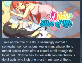 Divine Slice of Life ( Steam Key / Region Free ) GLOBAL