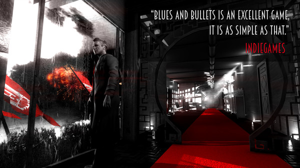 Blues and Bullets - Episode 1 STEAM KEY REGION FREE ROW